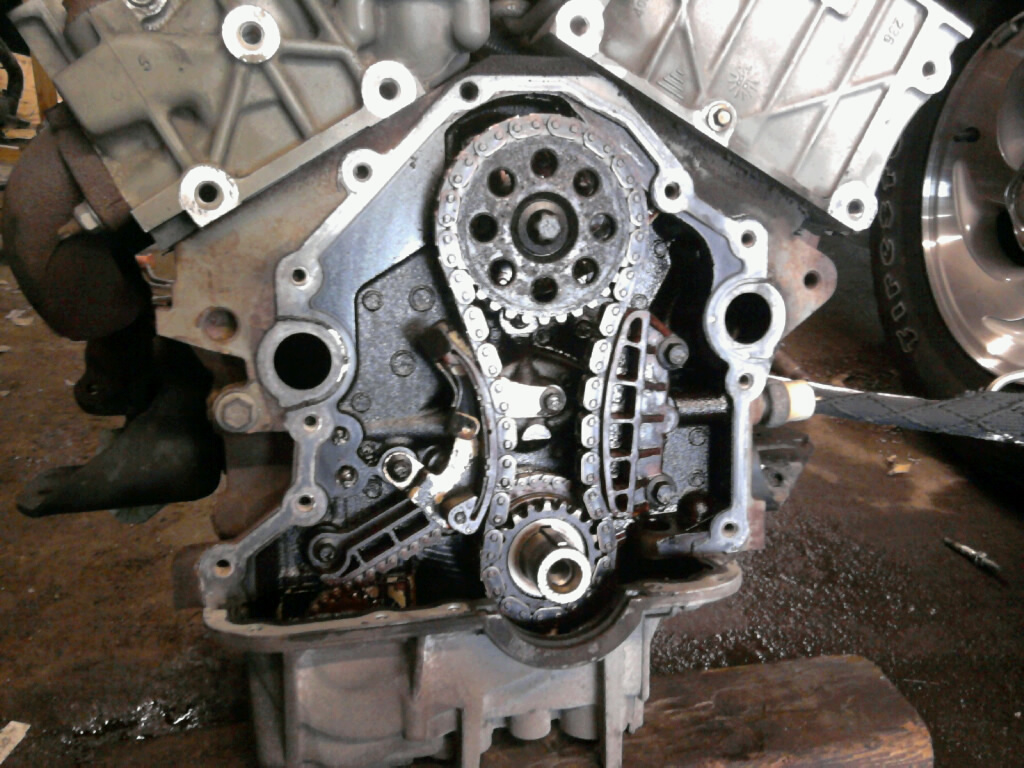 Ford 4 0 Sohc Timing Chain Problems